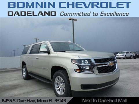 2017 Chevrolet Suburban for sale in Miami, FL