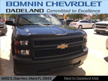 2014 Chevrolet Silverado 1500 for sale in Miami, FL