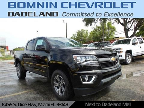 2018 Chevrolet Colorado for sale in Miami, FL