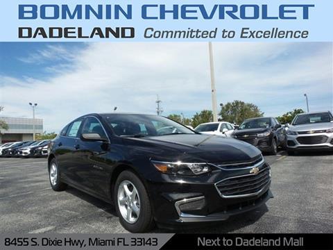 2018 Chevrolet Malibu for sale in Miami, FL