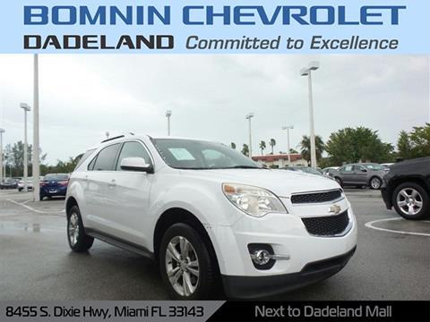 2010 Chevrolet Equinox for sale in Miami, FL