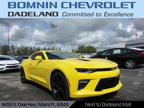2018 Chevrolet Camaro for sale in Miami, FL