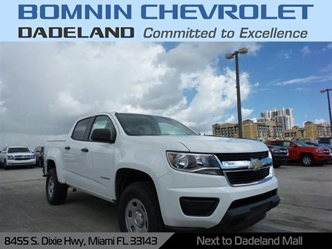 2018 Chevrolet Colorado for sale in Miami, FL