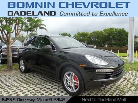 2014 Porsche Cayenne for sale in Miami, FL