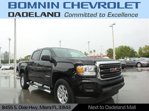 2015 GMC Canyon for sale in Miami, FL