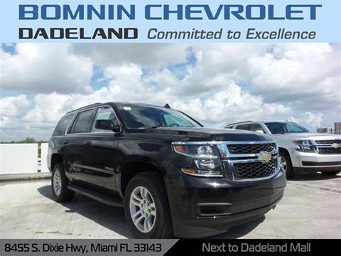 2018 Chevrolet Tahoe for sale in Miami, FL