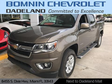 2016 Chevrolet Colorado for sale in Miami, FL