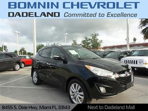 2011 Hyundai Tucson for sale in Miami, FL