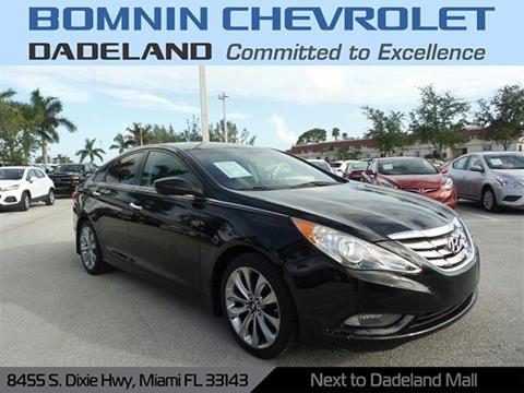 2011 Hyundai Sonata for sale in Miami, FL