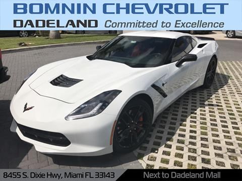 2016 Chevrolet Corvette for sale in Miami, FL
