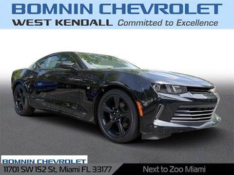 2017 Chevrolet Camaro for sale in Miami, FL
