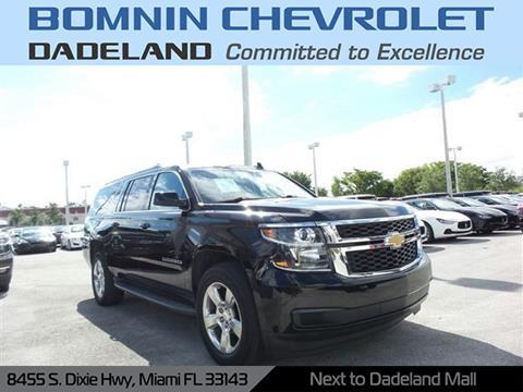 2015 Chevrolet Suburban for sale in Miami, FL