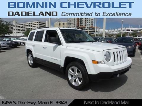 2014 Jeep Patriot for sale in Miami, FL