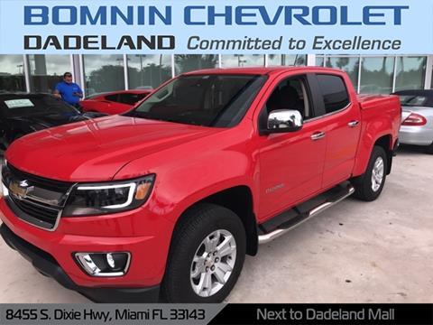 2016 Chevrolet Colorado for sale in Miami, FL