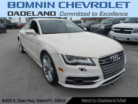 Used 2014 Audi S7 For Sale in Kentucky - Carsforsale.com®