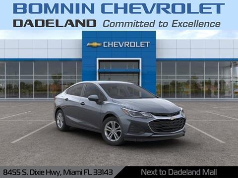 2019 Chevrolet Cruze for sale in Miami, FL