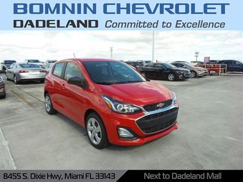 2019 Chevrolet Spark for sale in Miami, FL
