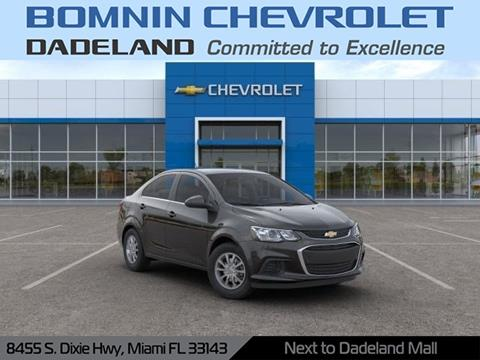 2019 Chevrolet Sonic for sale in Miami, FL