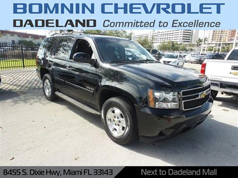 2014 Chevy Tahoe For Sale >> 2014 Chevrolet Tahoe For Sale In Miami Fl
