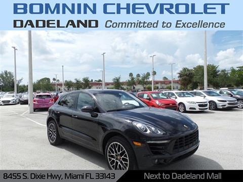 2015 Porsche Macan for sale in Miami, FL