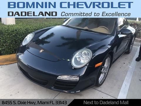 2010 Porsche 911 for sale in Miami, FL