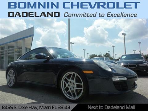 2010 Porsche 911 for sale in Miami, FL