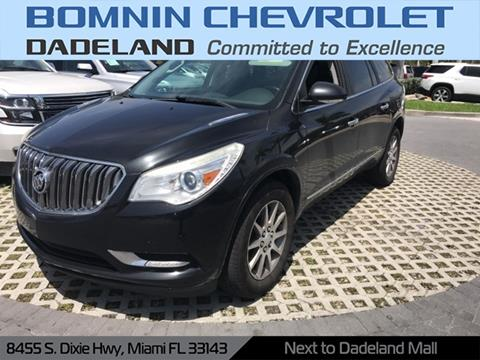2014 Buick Enclave for sale in Miami, FL