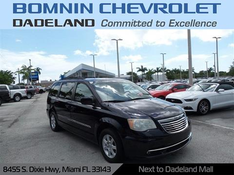 2011 Chrysler Town and Country for sale in Miami, FL