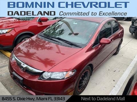 2011 Honda Civic for sale in Miami, FL
