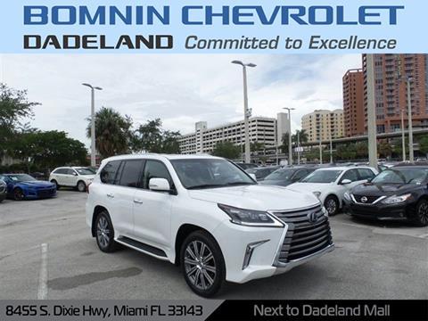 2017 Lexus LX 570 for sale in Miami, FL