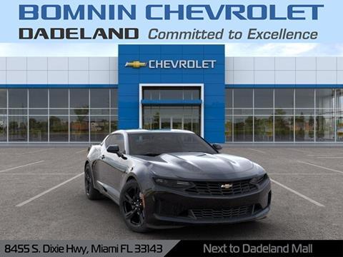 2019 Chevrolet Camaro for sale in Miami, FL