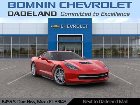 2019 Chevrolet Corvette for sale in Miami, FL
