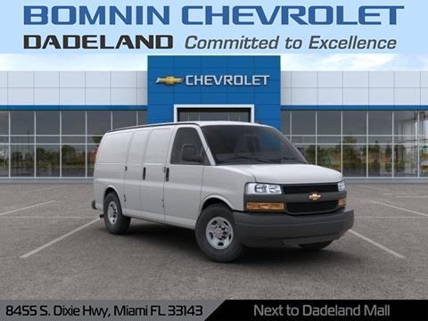 2019 Chevrolet Express Cargo for sale in Miami, FL