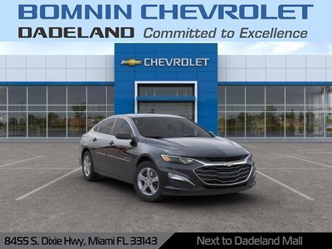 2019 Chevrolet Malibu for sale in Miami, FL