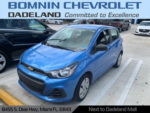 2016 Chevrolet Spark for sale in Miami, FL