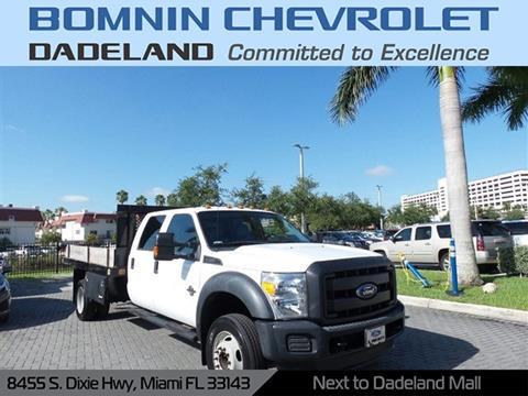 Bomnin Chevrolet Dadeland >> Used Ford F-550 For Sale - Carsforsale.com®