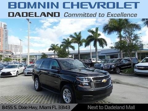 2016 Chevrolet Tahoe for sale in Miami, FL