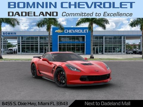 2019 Chevrolet Corvette for sale in Miami, FL