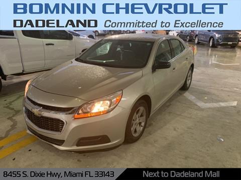 2016 Chevrolet Malibu Limited for sale in Miami, FL