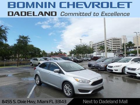 2016 Ford Focus for sale in Miami, FL