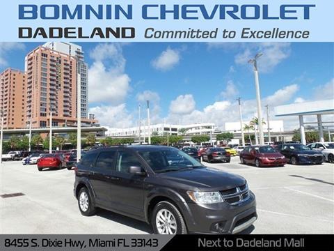 2015 Dodge Journey for sale in Miami, FL