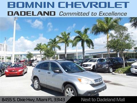 2009 Honda CR-V for sale in Miami, FL