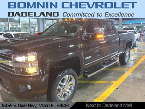 2019 Chevrolet Silverado 2500HD for sale in Miami, FL