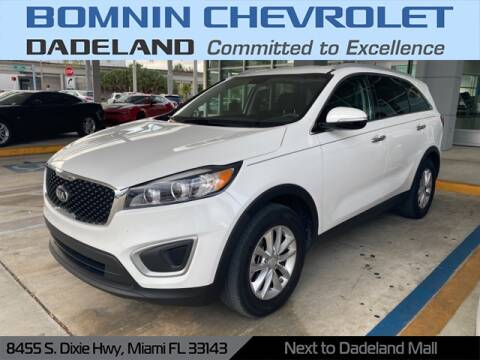 2017 Kia Sorento LX for sale at Bomnin Chevrolet Dadeland in Miami FL