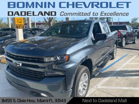 2020 Chevrolet Silverado 1500 for sale at Bomnin Chevrolet Dadeland in Miami FL