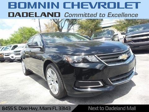 2017 Chevrolet Impala for sale in Miami, FL