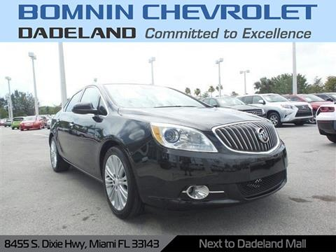 2014 Buick Verano for sale in Miami, FL