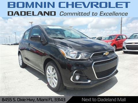 2017 Chevrolet Spark for sale in Miami, FL