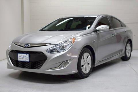 2013 Hyundai Sonata Hybrid for sale in Sheridan, CO