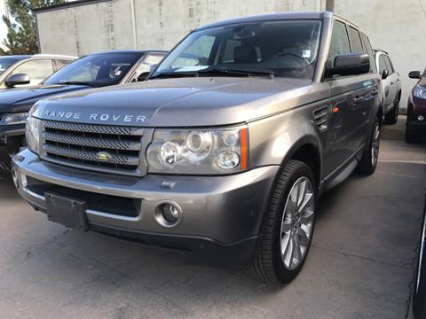 2007 Land Rover Range Rover Sport for sale in Sheridan, CO